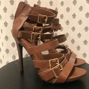 Mossimo Multiple Straps Heels